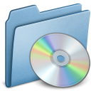 blue,cd,disc icon