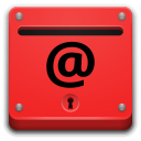 Folder, Inbox, Mail icon
