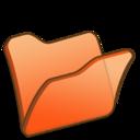 folder,orange icon