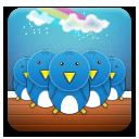 Invasion, Twitter icon