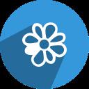 icq, media, social, network icon