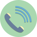 smartphone, communication, phone, social, telephone, network, connection icon