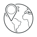 pin, map, navigation, marker, earth, location, gps icon
