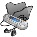 folder, mymusic icon