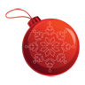 christmas, bauble icon