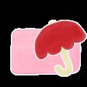 Folder Candy Umbrella icon