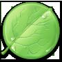 Message, Round icon