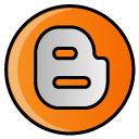 blogger, hayal, social media, blogspot, social, blog icon