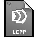 Document, File, Lcpp, Lpc icon