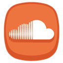 cloud, sound icon