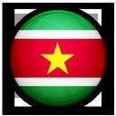 suriname, of, flag icon