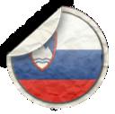flag slovenia icon