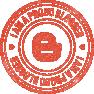 blogger, map, base icon