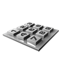 calculator,blocked,calculation icon