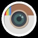 camera, instagram icon