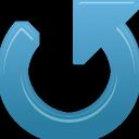 Arrow, Clockwise icon