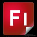 Adobe, Flash, icon