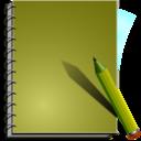 Sketchbook & Pen icon