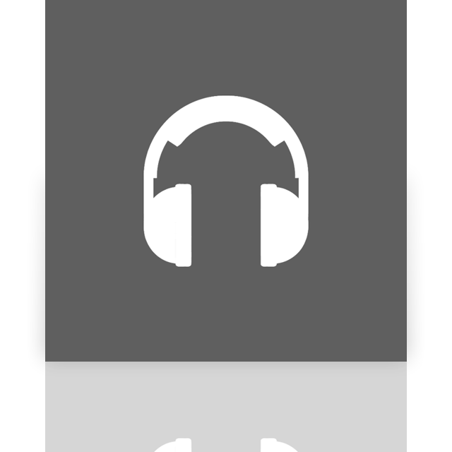 mirror, google, music icon