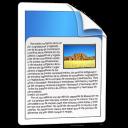report, document icon