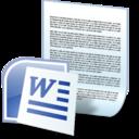 document word icon