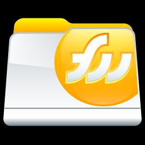 folder, firework, macromedia icon