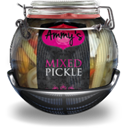 Mixed, Pickles icon