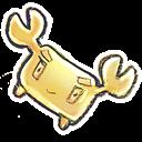 Crab, g icon