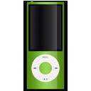 green, ipod, apple icon