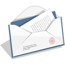 Envelope, Mail icon
