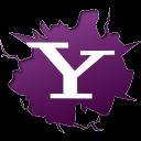 social inside yahoo icon