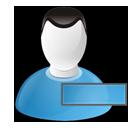 user, minus, remove icon