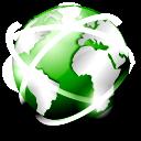 web, globe, world, browser, internet, earth, planet icon