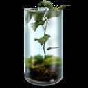 Mossy, Terrarium icon