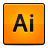 Creative, Illustrator, Suite icon