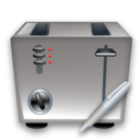Toaster, Write icon