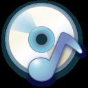 audio,cd,disc icon