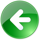 previous, last, left, first, next, green, arrow icon