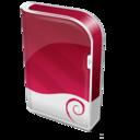 box,debian icon