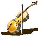 instrument, violin icon
