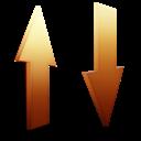 Orange, Transfert icon