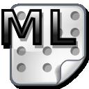 ml, source icon