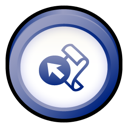 microsoft, office, frontpage icon