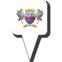 saint, barthelemy icon