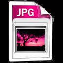 imagen, jpeg, jpg icon