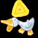 duck quack icon