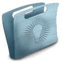 folder, creative icon