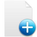 new,file,paper icon