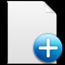 new,file,paper icon