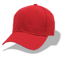 baseball, hat, red, sport icon
